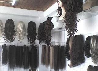Естествени коси за удължаване